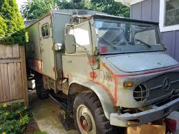 100 Radio For Trucks Unimog 404 Truck 1965 Cars Trucks By Owner