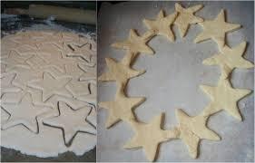 figurine de noël en pâte à sel à fabriquer avec les enfants