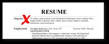 Good Resume Objective Statement Examples