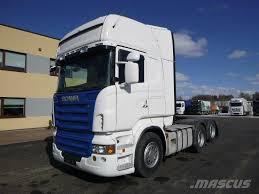 Used Scania -r-560-6x2-euro5-retarder-opticruise Tractor Units Year ...