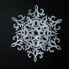 Pattern Paper Cutting