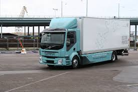 Volvo Pushes Forward With Electric Trucks | Transport Topics