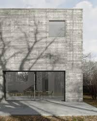 100 Concrete House Designs The Concrete Cube House In Poland By Te Architekci