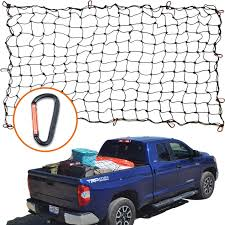 Amazon.com: 4'x6' Super Duty Bungee Cargo Net For Truck Bed ...