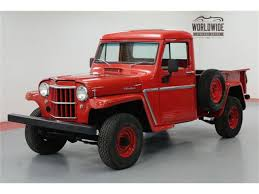 100 Willys Jeep Truck For Sale 1964 For ClassicCarscom CC1101514