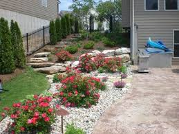 8 Best Images About Landscaping Ideas White Marble Chips