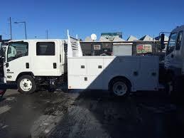 2015 Isuzu NPR XD 11 Ft. Utility Service Truck - Bentley Truck Services