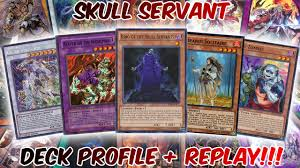 Strongest Yugioh Deck 2017 by Deck Profile Skull Servant Album Mp3 9 01 Mb Music Hits Genre