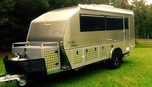 15ft Off Road Titanium Camper Trailer