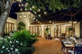 Ideas Decorating Your Home Attractive Patio String Lights