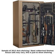 Homak Gun Cabinet Brown by Top Browning Gun Safes Priced And Reviewed