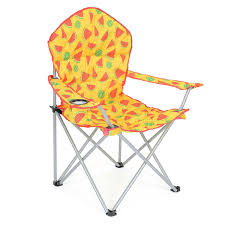 Trail - Trail Deluxe Watermelon Camping Chair | Next Day Delivery UK 22x28inch Outdoor Folding Camping Chair Canvas Recliners American Lweight Durable And Compact Burnt Orange Gray Campsite Products Pinterest Rainbow Modernica Props Lixada Portable Ultralight Adjustable Height Chairs Mec Stool Seat For Fishing Festival Amazoncom Alpha Camp Black Beach Captains Highlander Traquair Camp Sale Online Ebay