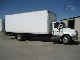 100 24 Foot Box Trucks For Sale 2002 INTERNATIONAL 4300 In WALLA WALLA Washington