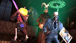 Tf2 Halloween Spells Expire by Team Fortress 2 Halloween Special Adds Games First Boss Tf2