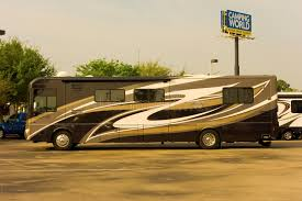 Download A Fancy Rv At Camping World Fort Myers Editorial Stock Image