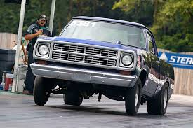 Dodge-ram-truck-D100-drag-race - Hot Rod Network
