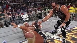 Halloween Havoc 1999 Hogan Sting by Wwe Wrestling Oficjalna Polska Strona