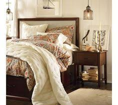 mahogany bedroom furniture hudson bedroom pottery barn house
