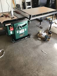 Sawstop Cabinet Saw Used by 10