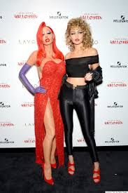 Heidi Klum Halloween 2011 by The 20 Best Celebrity Halloween Costumes Of All Time