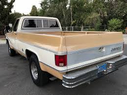 100 1978 Chevy Truck For Sale 350 Camper Special Phil Newey Sports Cars