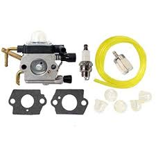 huri carburetor fuel line kit for stihl hs81 hs81r