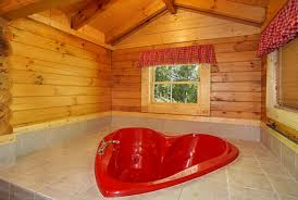 gatlinburg cabin the honeymooner 1 bedroom sleeps 4