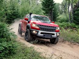 100 Truck Stuff And More Chevys Colorado ZR2 Bison Is The Pickup For Armageddon WIRED