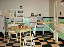 1940s Kitchen Design And Styles By Way Of Existing Prepossessing Environment In Your Home Utilizing An Incredible 13