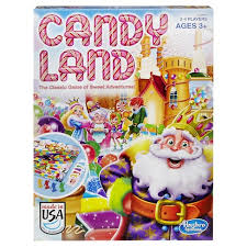 Candyland Board Game Target