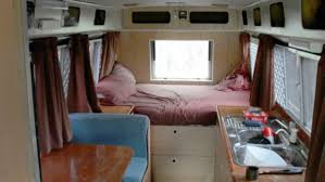 Toyota Coaster Bus 4x4 Camper Conversion