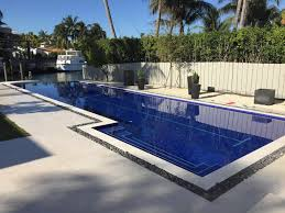 Glow In The Dark Mosaic Pool Tiles by Best Swimming Pool Renovation Company Mosaic Glass Tile