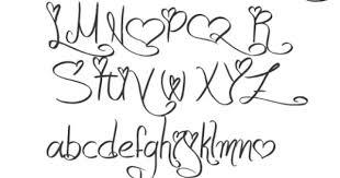 14 Cute Girly Fonts Free Girly Fonts Girly Fonts