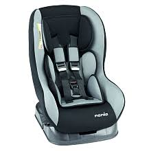 siege auto nania siège homologué r44 et bébé dos à la route