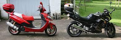 Chinese Scooter Or Small Motorcycle Roketa 72 150 Vs Kawasaki Ninja 250