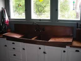 kitchen blanco sink with drainboard big white kitchen sink