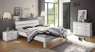 komplett schlafzimmer in weiß hochglanz norman betten de