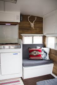 Camper Interior Decorating Ideas by Camper Remodel Ideas 14 Camper Remodeling Rv And Camping