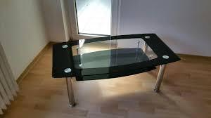 schwarzer glastisch esszimmer caseconrad