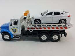 Amazon.com: Showcasts Blue & White Police Flatbed Tow Truck ... Wheel Lifts Edinburg Trucks Tow For Sale New Used Car Carriers Wreckers Rollback 2003 Kenworth T800 Tandem Axle Truck For Sale By Arthur Used 2014 Peterbilt 337 Rollback Tow Truck For Sale In Nc 1056 Browse Our Hydratail Trucks Ledwell 2000 Intertional 4300 Auction Or Lease In Texas Miller Industries Lynch Center N Trailer Magazine 2007 Mercedesbenz 2628 Axor Truck Junk Mail 2018 Freightliner M2 106 Extended Cab At