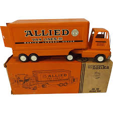 1960's Mini Tonka No. 98 Allied Van Line Truck And Trailer From ... Amazoncom Tonka Tiny Vehicle In Blind Garage Styles May Vary Cherokee With Snowmobile My Toy Box Pinterest Tin Toys Trucks Toysrus Street Cleaner Toughest Minis Lights Sounds Best Toy Stores Nyc For Kids Tweens And Teens Galery 1970s Orange Mighty Paving Roller Profit With John Mini Sound Natural Gas 2016 Ford F750 Dump Truck Concept Shown At Ntea Show Pin By Alyson Nccbain On Photorealistic Vector Illustrations