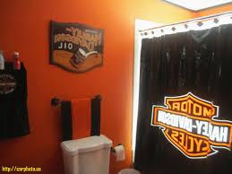 Harley Davidson Bath Decor by Harley Davidson Bathroom
