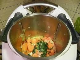 cuisine thermomix carottes a la creme thermomix cuisine thermomix avec