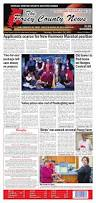 Mr Jingles Christmas Trees Gainesville Fl by November 24 2015 The Posey County News By The Posey County News