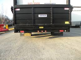 Thieman TVL Series Railgate Lift Gate TVL-16 | Heavy Hauler Trailers ... Tailgate Lifts Truck Bed Dump Kits Northern Tool Equipment Town And Country 2007smitha 2007 Freightliner M2 16 Ft Box Sidemount Lift Gate For Trucks Gtsl Series Waltco Videos Liftgator Xtr Lift Gate Free Sh Price Match Guarantee 5 Things To Consider When Buying A Lange 2003 Wabash Tommy Liftgate Central Liftgates 2018 F Series Ftr With 26 Box Dock High Dovell Terrys Toppers 3 Benefits Of Having Side On Your Royal Look In Gates