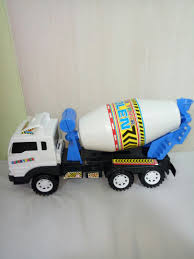 100 Toy Cement Truck Big Mixer Toy Car S Games Others On Carousell
