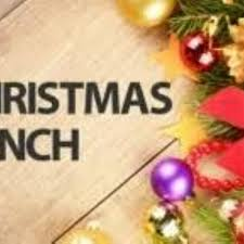 St Clements High School Christmas Lunch Thursday 13th December 2018