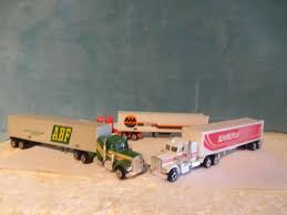 100 Semi Truck Trailers Three S With HO Scale 1808493904
