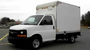 2007 Chevrolet Express Van 10ft Box 139