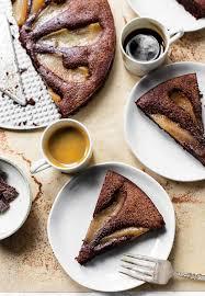 schoko birnen kuchen